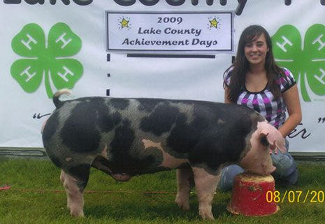 Grand Purebred and Grand Overall Prospect Barrow