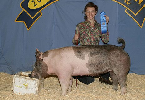 Reserve Champion Light Weight Division
